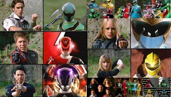 GōGō Sentai Boukenger/ Power Rangers Operación Sobrecarga Powerrangersfoverer