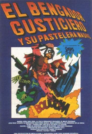 El Bengador Gusticiero y Su Pastelera Madre (1977) .jpg