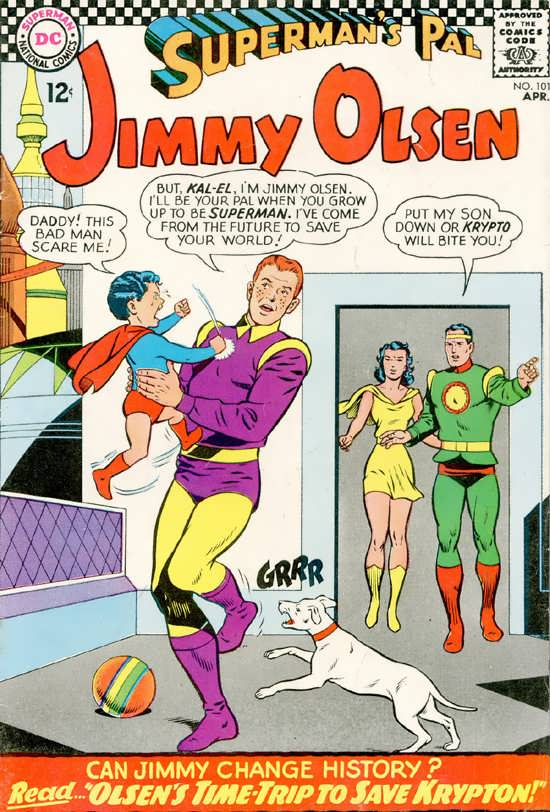 Supermans Pal Jimmy Olsen 101 - 00 - FC.jpg