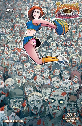 zombieversuscheerleadershalloween