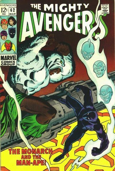 Avengers 62