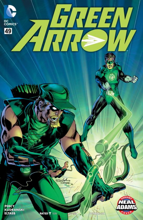 Green Arrow 49