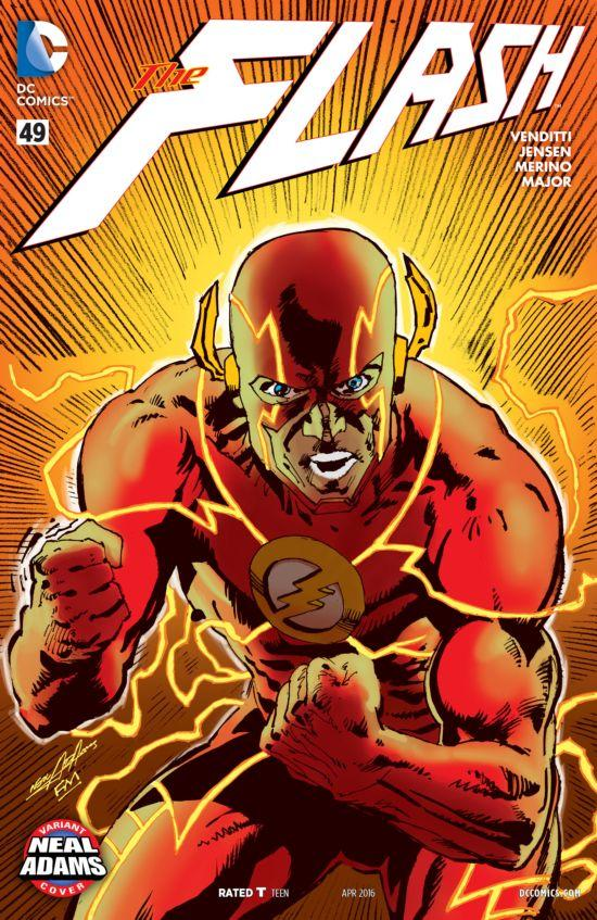 The Flash 49