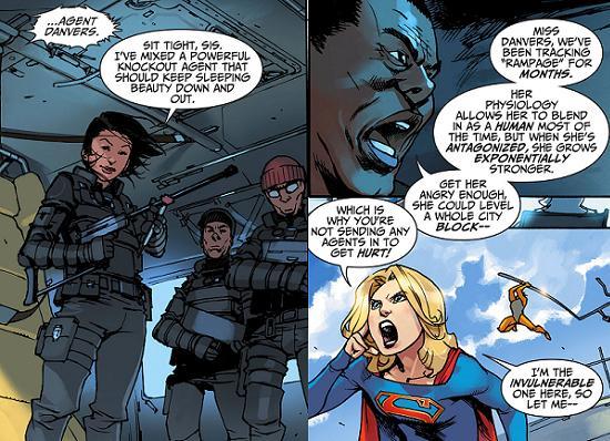 adventures supergirl 2