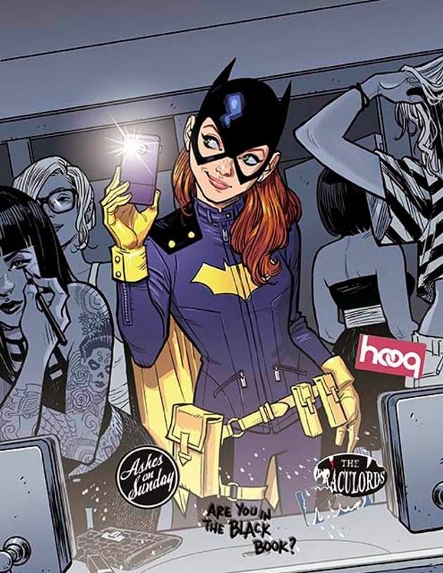 batgirl-selfie