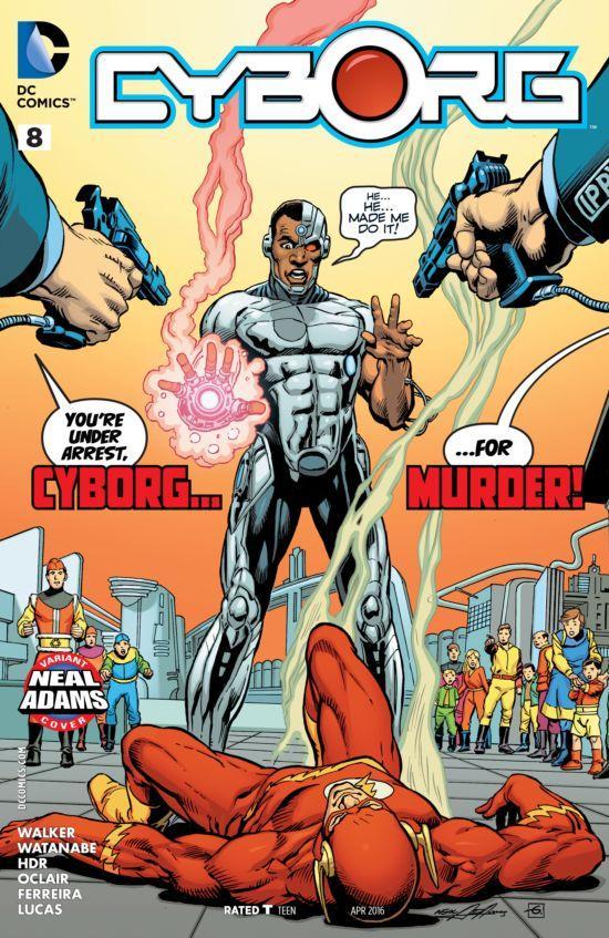 Cyborg 8