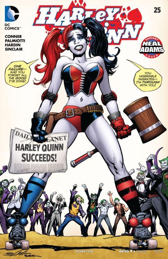 Harley Quinn 25