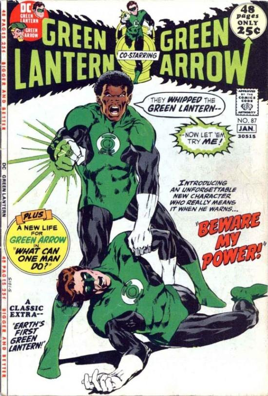 Green Lantern/Green Arrow 87