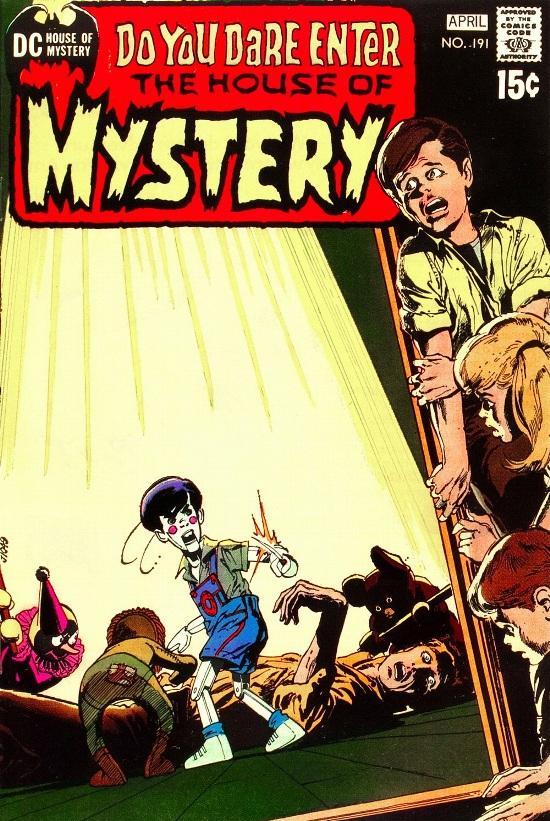 House Mystery 191