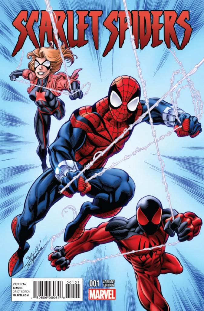 Scarlet_Spiders_Vol_1_1_Variante_de_Bagley