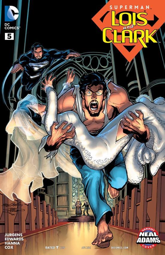 Superman Lois Clark 5