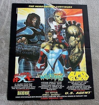 Marvel-UK-Black-Axe-Wildthing-Super-Soldiers-1993