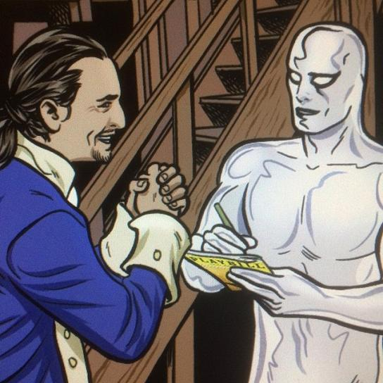 Silver Surfer 5 a