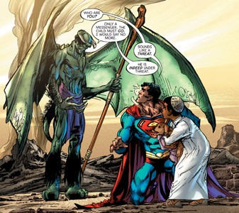 Superman - The Coming of the Supermen (2016-) 001-012