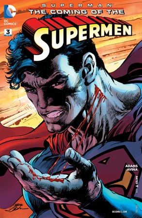 Superman - The Coming of the Supermen (2016-) 003-000