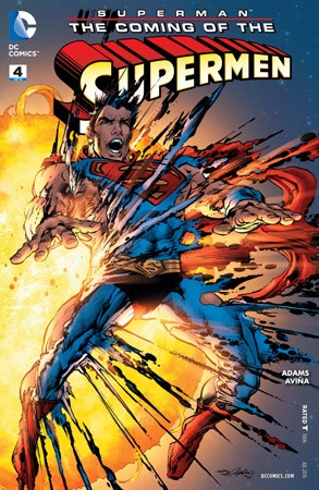 Superman - The Coming of the Supermen (2016-) 004-000