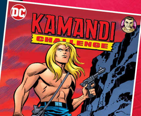 The Kamandi Challenge Special (2017-) 001-090