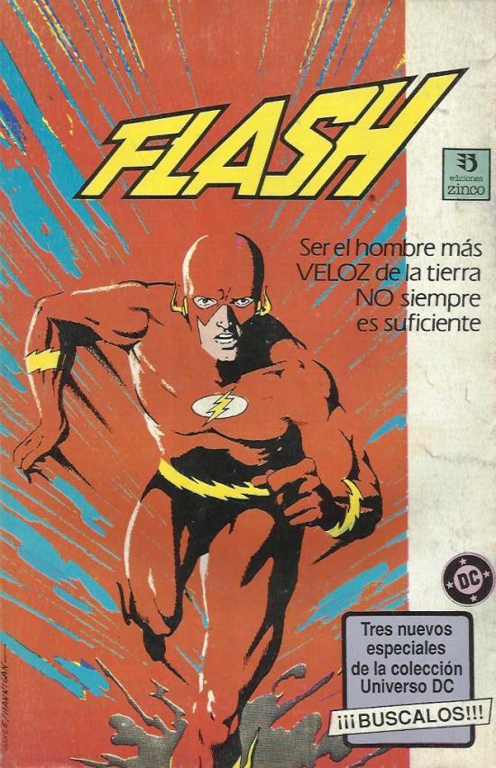 universo dc flash