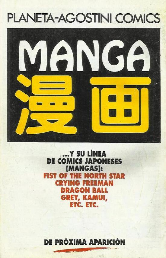 planeta manga