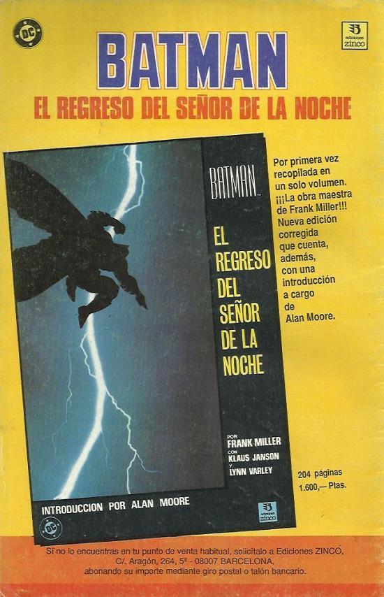 batman miller