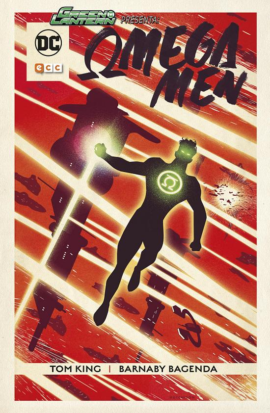 green lantern presenta