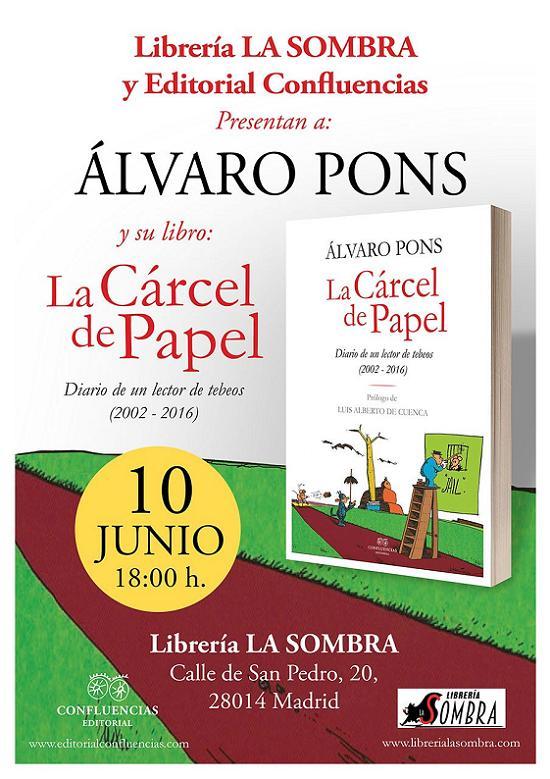 libro carcel