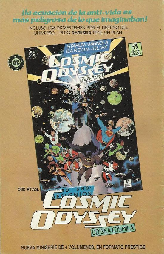 odisea cosmica