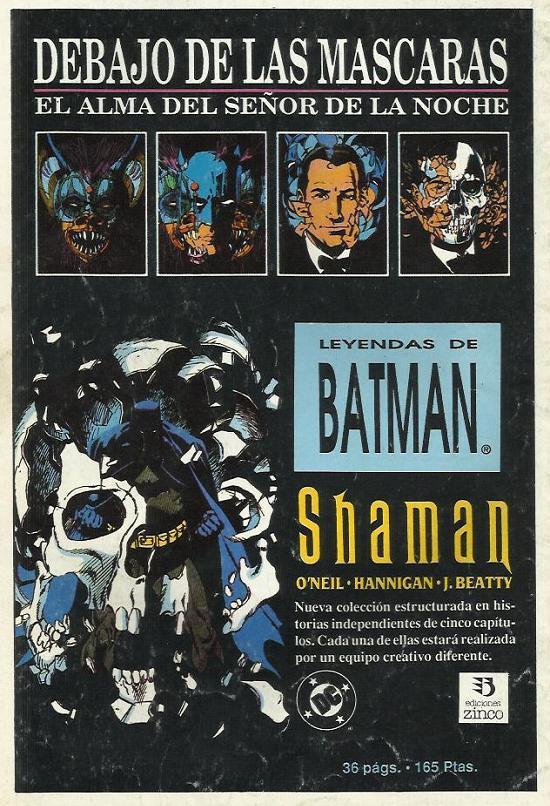 batman shaman
