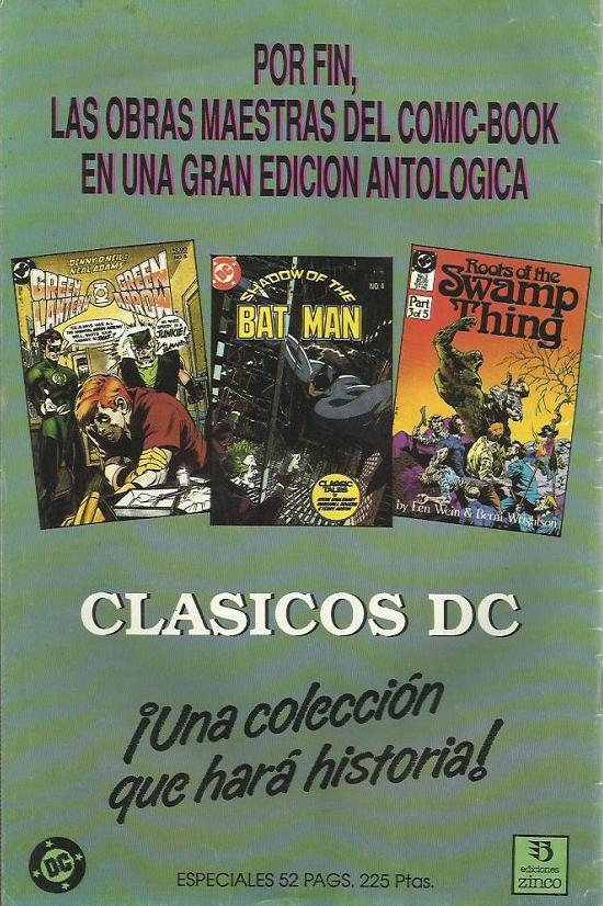 clasicos dc
