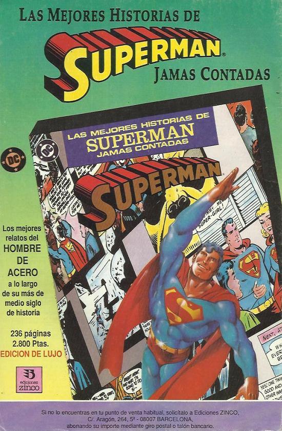 mejores historias superman