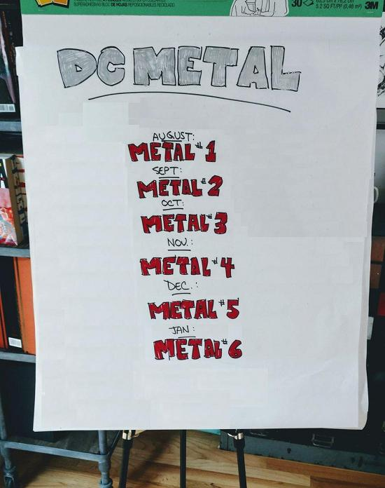 metal ideal