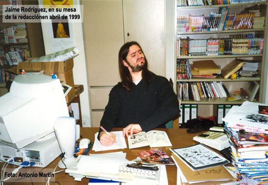 jaime rodriguez 1999