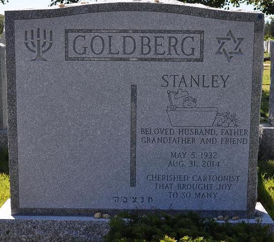 tumba goldberg