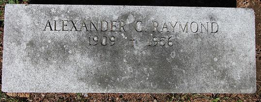 tumba raymond