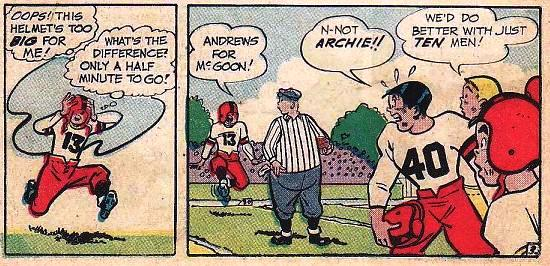 archie football 3