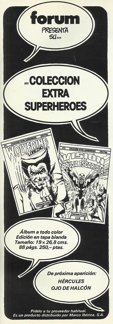 extra superheroes
