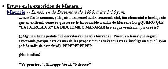 manara 1