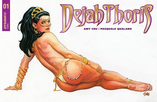 Dejah Thoris 1b