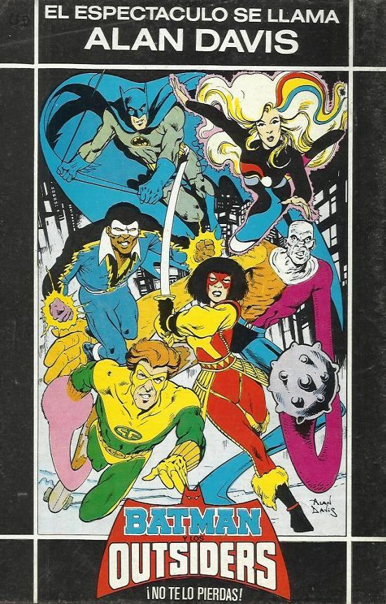 alan davis outsiders