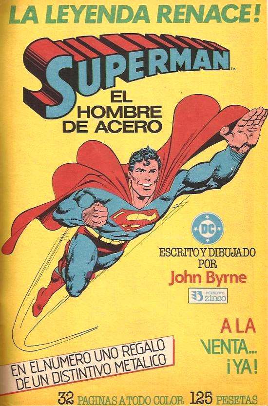 superman byrne