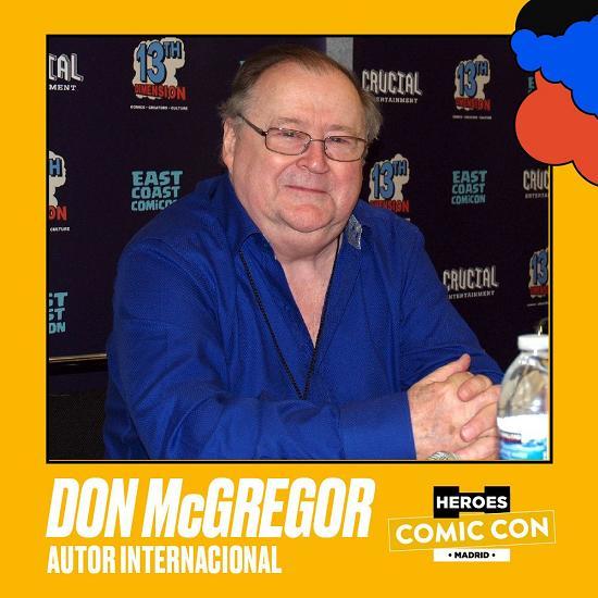 Don McGregor Heroe