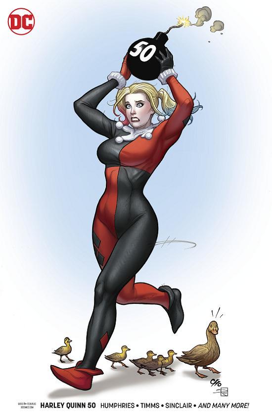 Harley Quinn 50