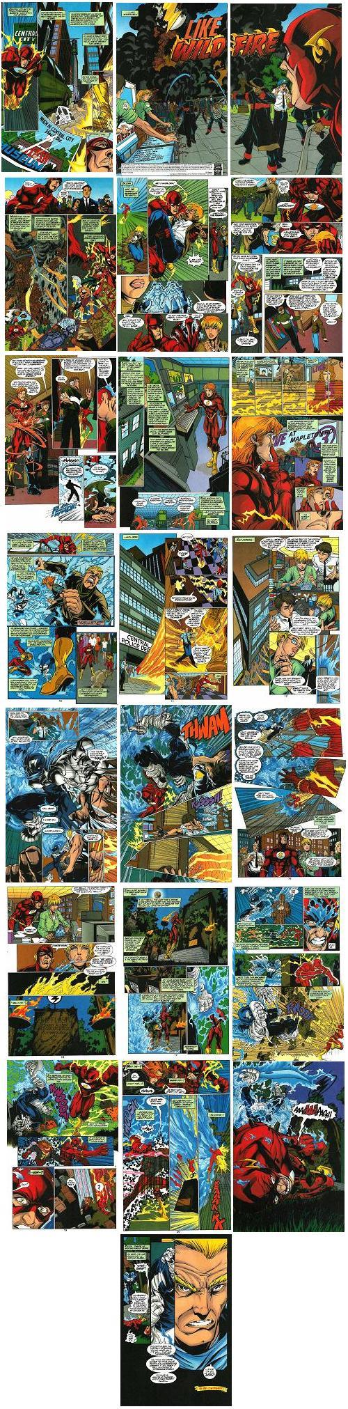 Flash 143 versión DC