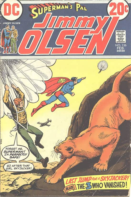 Supermans Pal Jimmy Olsen 156 - 00 - FC.jpg