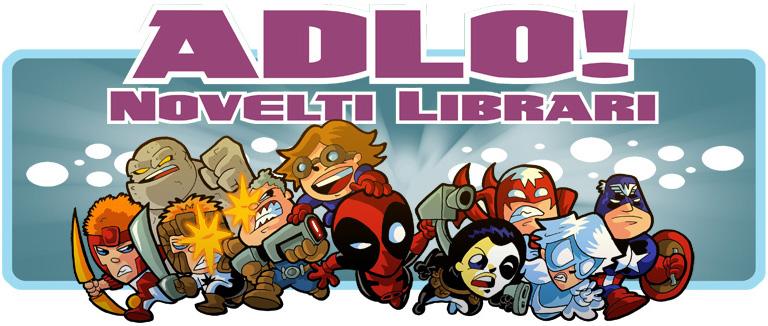 ADLO! Novelti Librari