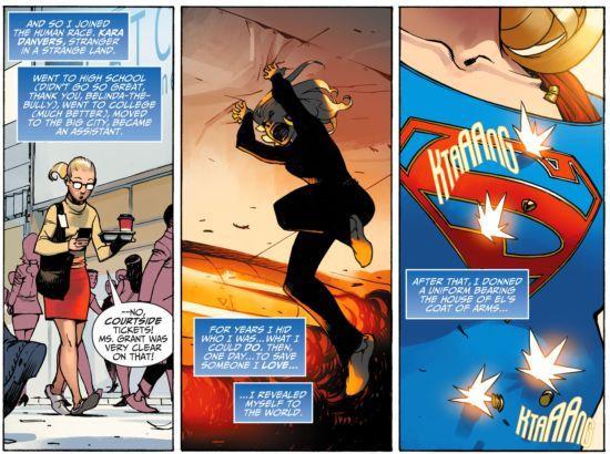 adventures supergirl 1