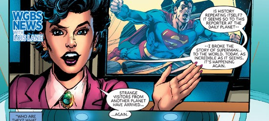 Superman - The Coming of the Supermen (2016-) 001-003