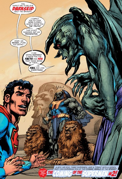 Superman - The Coming of the Supermen (2016-) 001-023