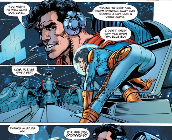 Superman - The Coming of the Supermen (2016-) 003-008