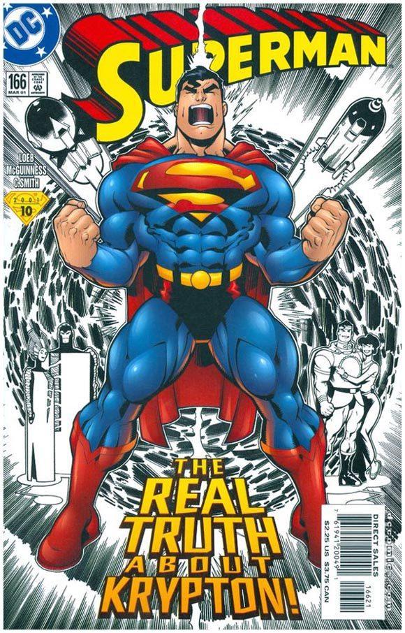 superman166foilerror